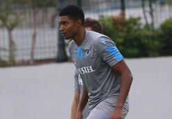 Trabzonsporda Ivanildo Fernandes çalışmalara başladı