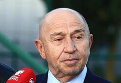 TFF Başkanı Özdemirden Barış Pınarı Harekatı açıklaması