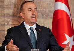 Bakan Çavuşoğlu: Mücadelemiz teröristlere karşı