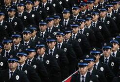 Binlerce polis adayı alınacak