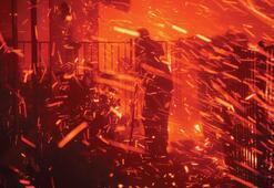 Son dakika | ABDnin kalbi yanıyor 100 bin kişiye tahliye emri