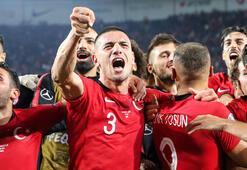 Merih Demiral: EURO 2020ye gideceğiz