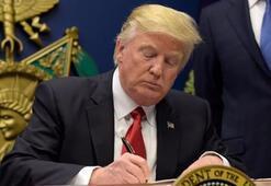Trumpın o planı mahkemeye takıldı