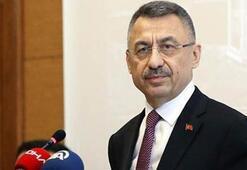 Cumhurbaşkanı Yardımcısı Oktay, yaralı asker ve vatandaşla telefonda görüştü