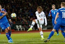 Fransa, İzlandayı devirdi