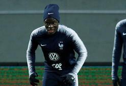 Türkiye maçı öncesi Fransaya Kante şoku