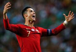 Ronaldo 699. golünü attı