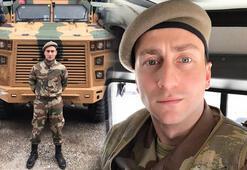 Sefa Doğanay askerliğini Bilecikte tamamladı