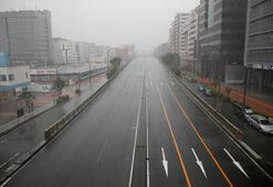 Japonya'da süper tayfun alarmı