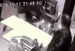 Eski sevgilisini iş yerinde vuran saldırganı patron yakaladı