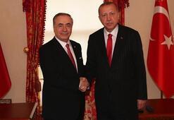 Mustafa Cengiz, Cumhurbaşkanı Erdoğanı ziyaret etti