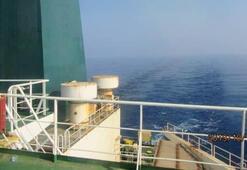 Suudi Arabistandan İran tankerine ilişkin ilk açıklama geldi