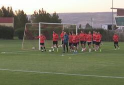 Kayserisporda Kasımpaşa maçı hazırlıkları başladı
