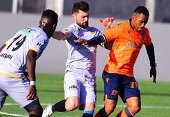 Medipol Başakşehir - BTC Turk Yeni  Malatyaspor: 1-0