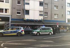 Terör örgütü PKK yanlıları, Nürnbergdeki Türk marketine saldırdı
