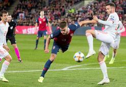 Norveçten İspanyaya son dakika şoku