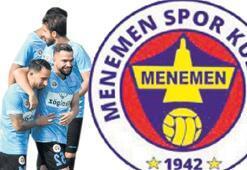 Menemen'in fikstrü zorlu geçecek