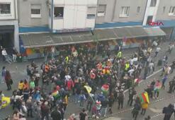 Nürnbergdeki Türk marketine saldırdı