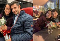 New York hızlı treninde sürpriz evlilik teklifi... Dakikalarca alkışladılar