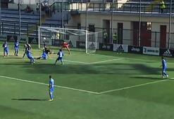 Dany Motadan maça damga vuran gol
