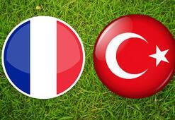 Fransa-Türkiye maçı ne zaman saat kaçta hangi kanalda