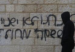 Batı Şeriada Yahudi yerleşimcilerden ırkçı saldırı