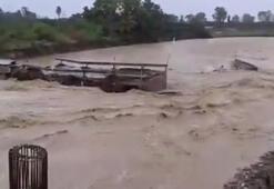 İranı sel vurdu: 1 kişi kayıp