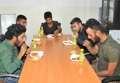 Son dakika... YPG/PYD üyesi 24 terörist güvenlik güçlerine teslim oldu