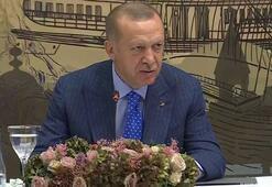Son dakika... Cumhurbaşkanı Erdoğandan Merkele şok soru