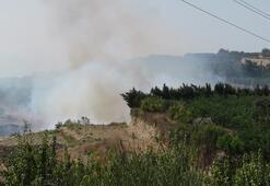 Korkutan yangın 5 ayrı noktaya sıçradı