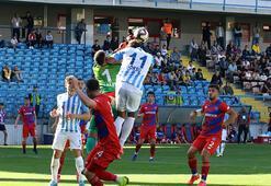 Kardemir Karabükspor: 0 - Tuzlaspor: 2