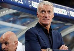 Didier Deschamps: Kazanırsak Avrupa Şampiyonasına gideceğiz
