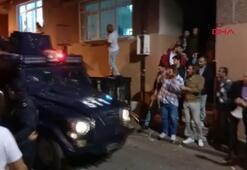 Mahalleli taciz iddiası sonrası sokağa döküldü
