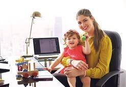 Çalışan annelere ayda 650 TL destek