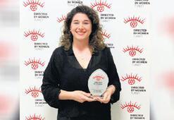 İzmirli genç kadın yönetmene yeni ödül