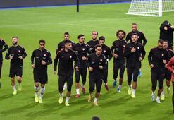 A Milli Futbol Takımı, Fransa maçına hazır