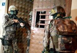 Bursada bin polisle şafak operasyonu