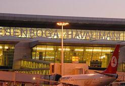 Esenboğa Havalimanında 9 ayda 10,5 milyon yolcuya hizmet verildi