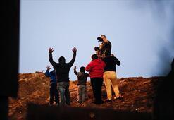 ABDye giden göçmenlere Meksika engeli