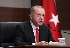 Cumhurbaşkanı Erdoğandan PKK/YPG-rejim anlaştı iddiasına açıklama