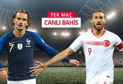 Fransa-Türkiye maçına Misli.comda canlı oyna