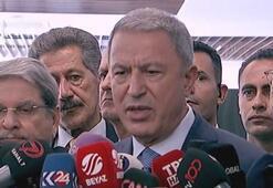 Bakan Akar: YPG cezaevindeki DEAŞlıları kaçırdı