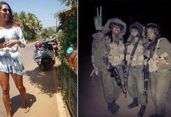 İsrailli kadın askere Rusyada hapis