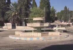 Tel Abyad şehir merkezinde son durum