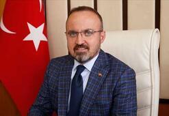 AK Parti Grup Başkanvekili Turandan Barış Pınarı açıklaması