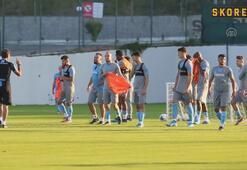 Trabzonsporda Gaziantep FK maçı hazırlıkları