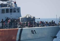 Çanakkalede 242 kaçak göçmen yakalandı