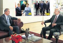 Siyasi partilere Barış Pınarı turu
