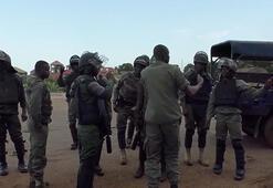 Ginede protesto gösterisi: 2 ölü, 13 yaralı
