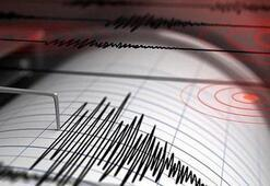Son depremler 15 Ekim 2019 | Deprem mi oldu